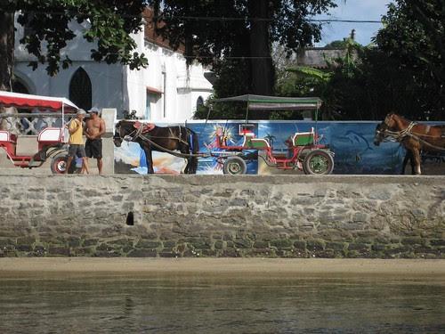 horse carriages Paqueta