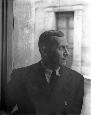 Portrait of Joan Miro, Barcelona, 1935 June 13