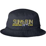 Sun 'N Fun Navy Bucket Hat
