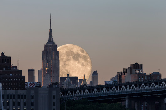 The Biggest Supermoon in Nearly 70 Years Is Coming This Month