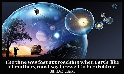 Space Travel Quotes