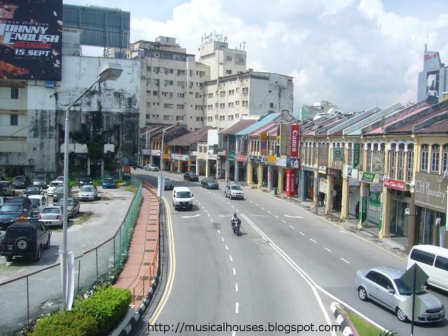 penang street view