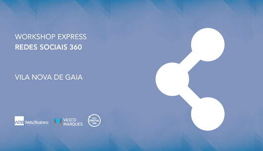 Workshop Express Redes Sociais 360 - Gaia.