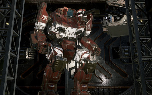 Fully singleplayer MechWarrior 5 announced