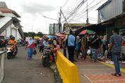 Mulai Besok, Jalan di Depan Stasiun Tanah Abang Ditutup, PKL Bebas Berjualan