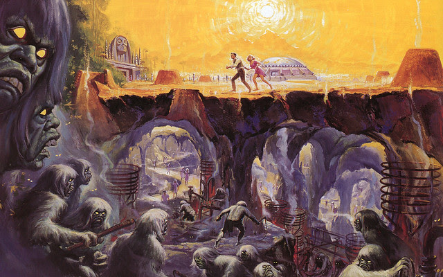 Reynold Brown - The Time Machine, 1960