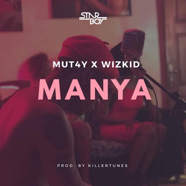Mut4y & Wizkid - Manya - Single [iTunes Plus AAC M4A]