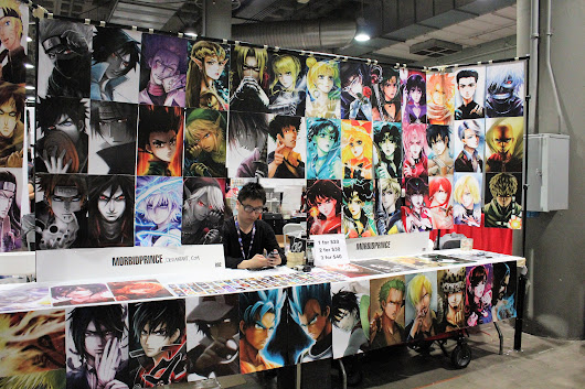 Convention Connection: Trip to the Los Angeles Anime-Expo 2017