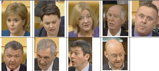 First Ministers Questions Review from Holyrood 250216