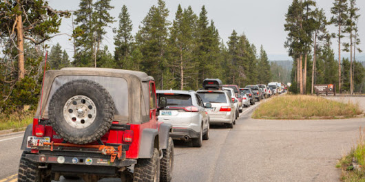 National Park Service Discontinuing Joint Entry Pass to Yellowstone and Grand Teton