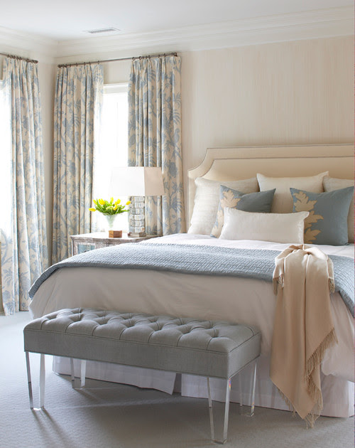 Old Greenwich Beach Cottage contemporary bedroom