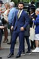 dominic cooper suits up for first day of wimbledon 01