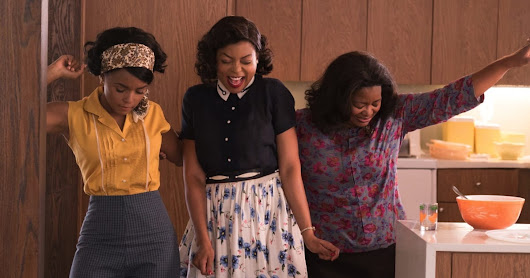'Hidden Figures' is the uplifting NASA story we need right now