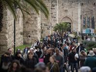 2019-й год стал рекордным по количеству туристов, посетивших Израиль