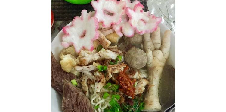 Resep Misop Medan Komplit (ceker+iga+bakso) Oleh Wirda