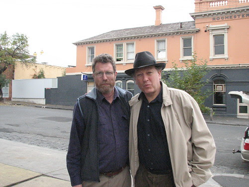 Malcolm Anderson and David Murray-Smith