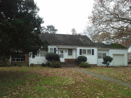 SOLD at auction : Ranch Home with Garage - Waverly VA - Best Offer Over $29K Wins It - Waverly, VA