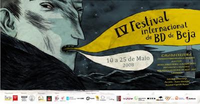 IV Festival Internacional de Banda Desenhada de Beja