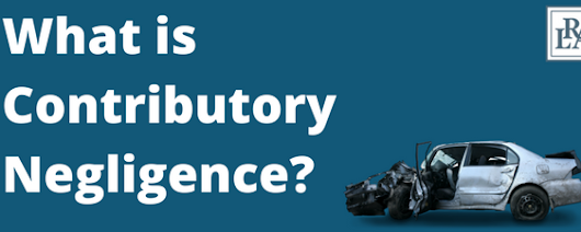 What is Contributory Negligence? | Robert Armstrong | North Carolina