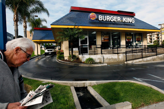 Burger King in Talks to Buy Tim Hortons in Canada Tax Deal