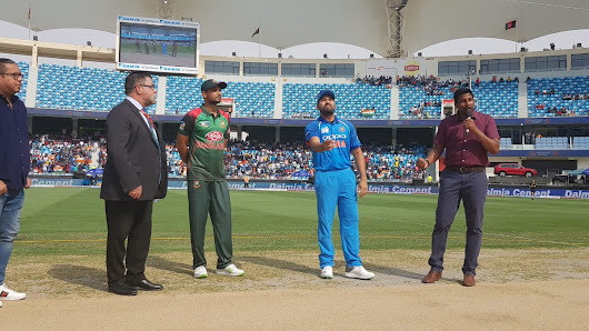 Asia Cup 2018: India Vs Bangladesh, Live Updates: Rohit wins toss, invites Mortaza & Co to bat first