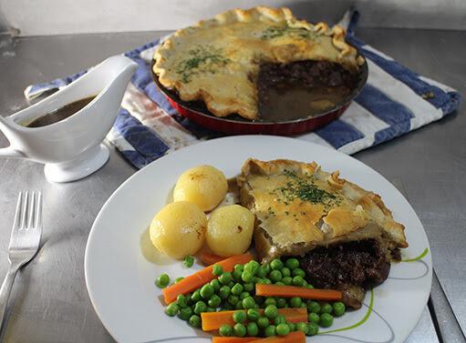 Proper Steak and Ale Pie Recipe