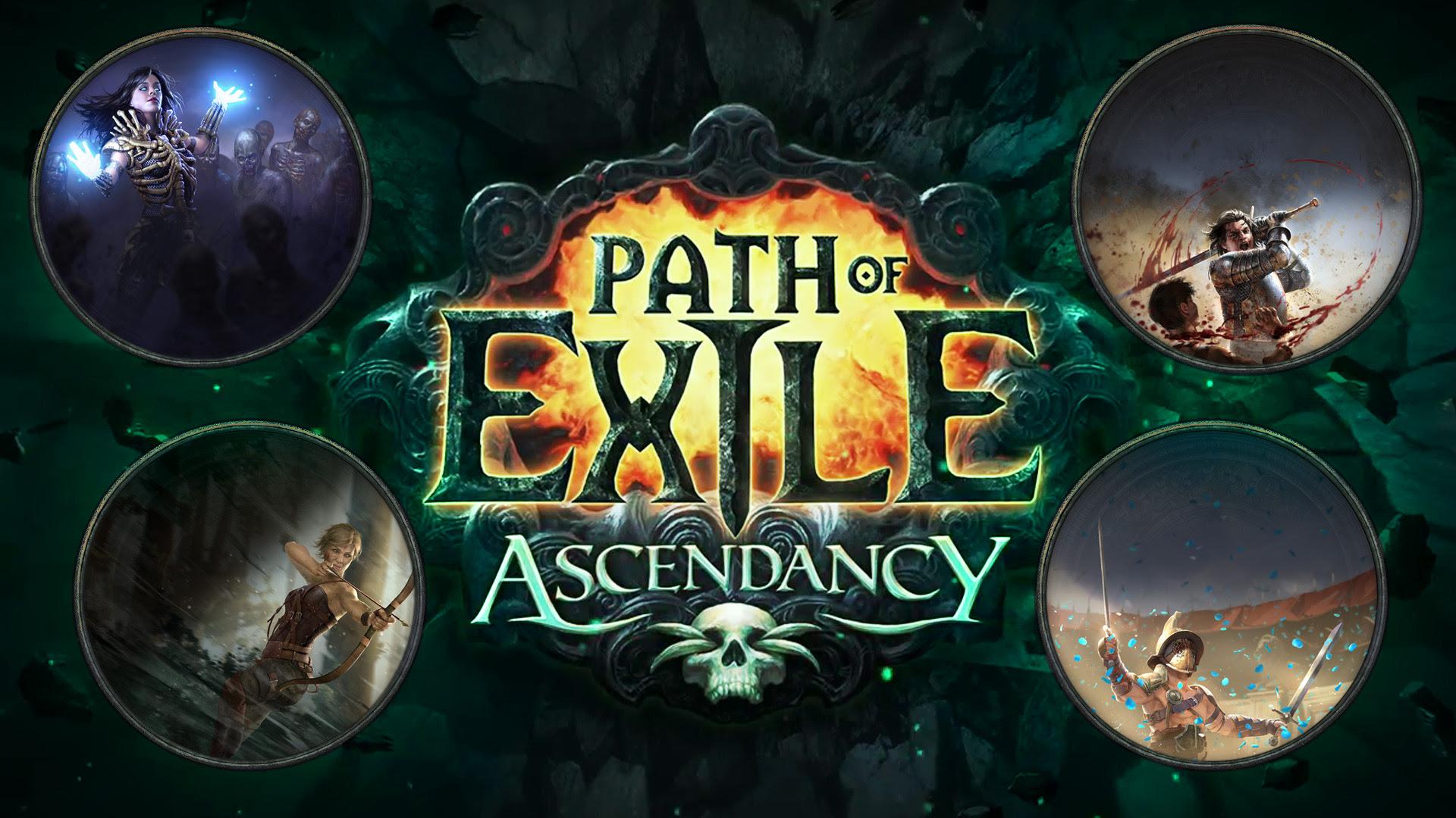Forum Community Showcase Ascendancy Wallpaper Path Of Exile
