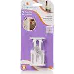 Dreambaby Twin-Pin Latches - 2 Count