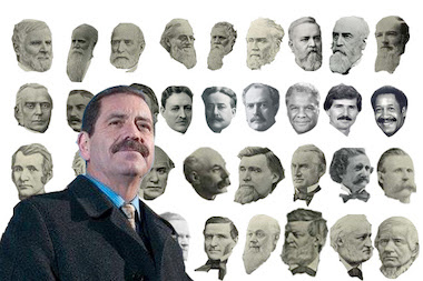 After 26 Clean-Shaven Years, Is Chicago Ready for a Mustachioed Mayor?
