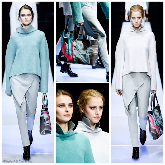 Autumn/Winter 2014-15 Giorgio Armani