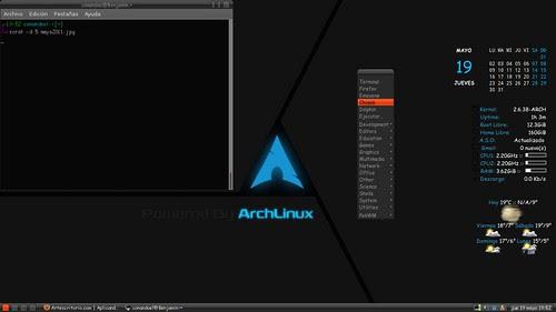 Mayo 2011 ArchLinux