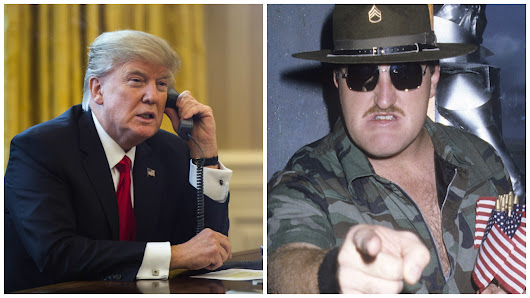 Donald Trump Appoints Sgt. Slaughter to Advisory Role - Kfabn.com