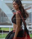 Ileana in sexy sarees