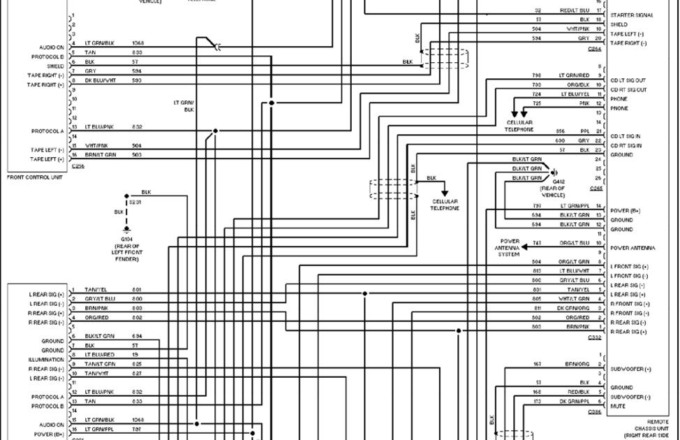 Pontiac G6 Headlight Wiring Diagram For Your Needs