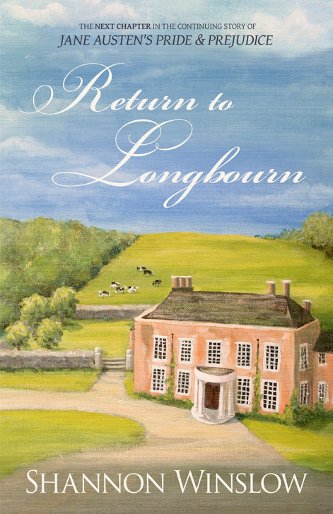 Book Review #5 (2014) - 'Return to Longbourn' by Shannon Winslow