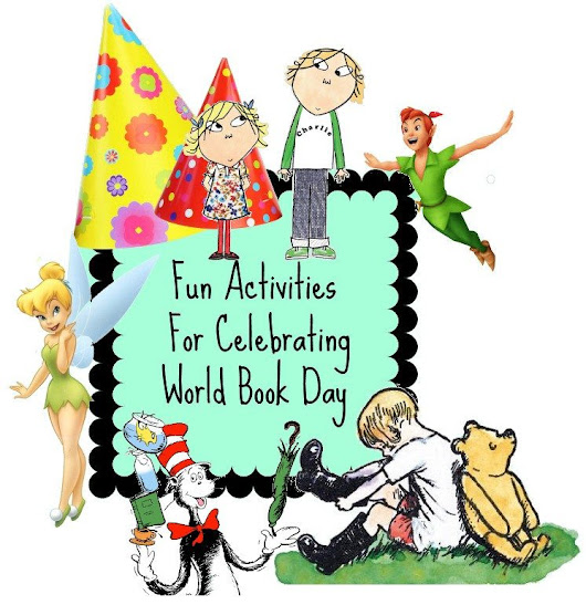 Fabulous Ideas For World Book Day {PlayLearning} - Diary of a First Child