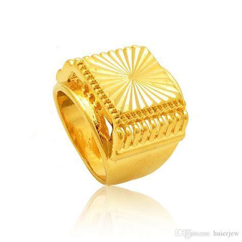 Engagement Rings Gold New 2015 Hot Sale Gold Men 24k Gold