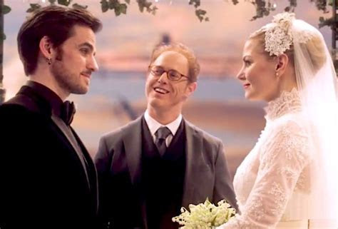 ?Once Upon a Time? Wedding Q&A: Jennifer Morrison, Colin O