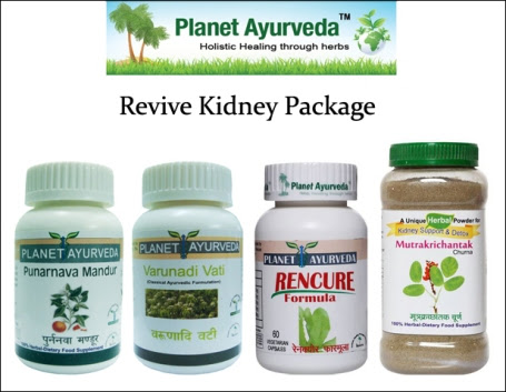 Revive Kidneys Package