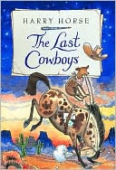 The Last Cowboys by Harry Horse: Book Cover