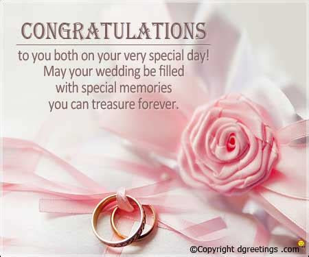 Wedding Messages, Wedding SMS, Wedding Wishes   Dgreetings