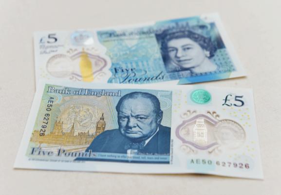 £5 Pound