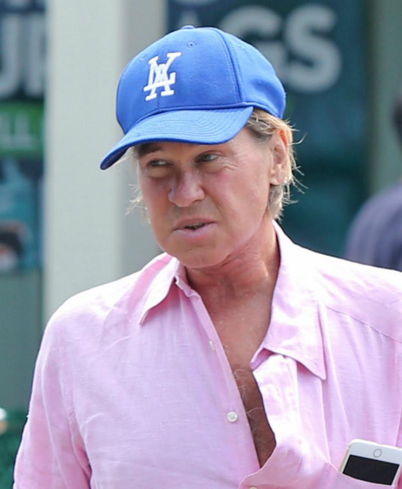 Val Kilmer I Love Michael Douglas But