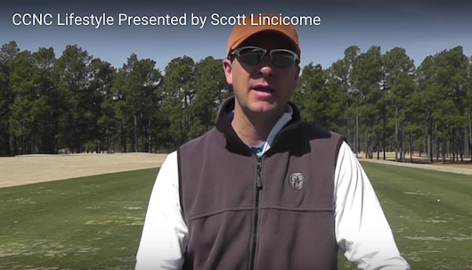 Scott Lincicome talks about the Country Club of North Carolina
