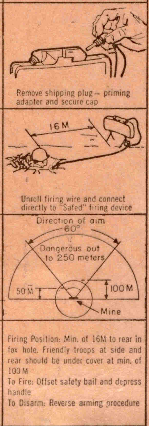 Claymore Mine Daisy Chain Wiring Diagram