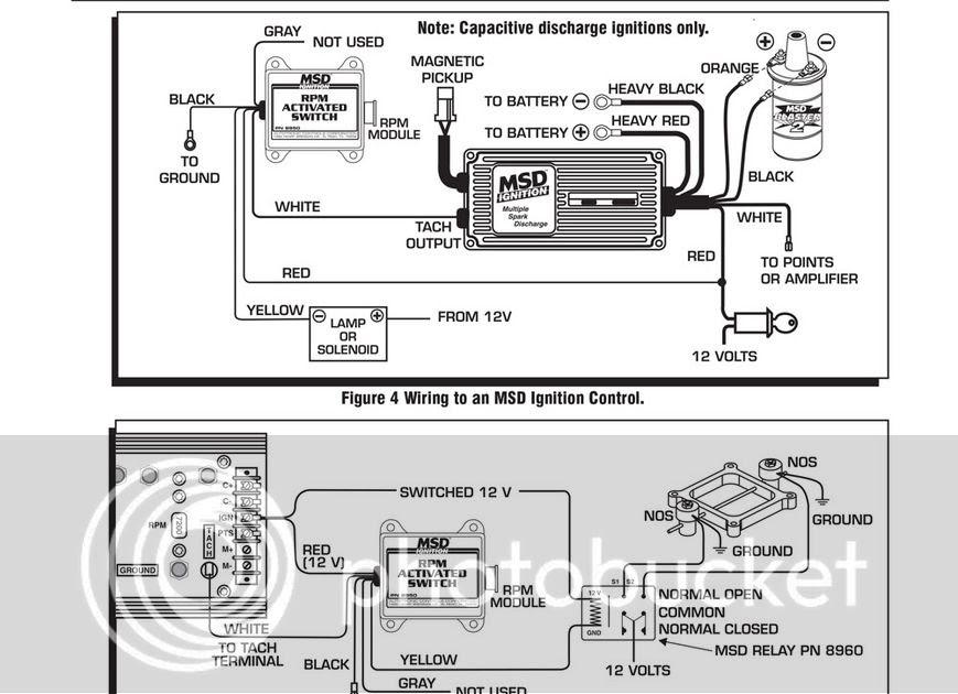 Msd Digital 7 Wiring Diagram