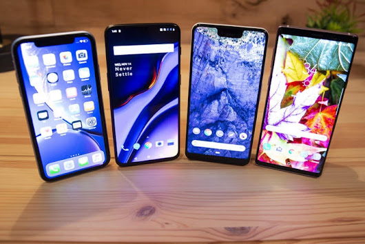 iPhone XR vs Note 9, Pixel 3 XL, and OnePlus 6T: A razor-thin victory | TechConnect