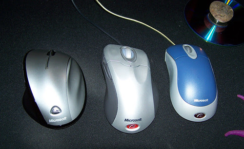A Family of Mice...