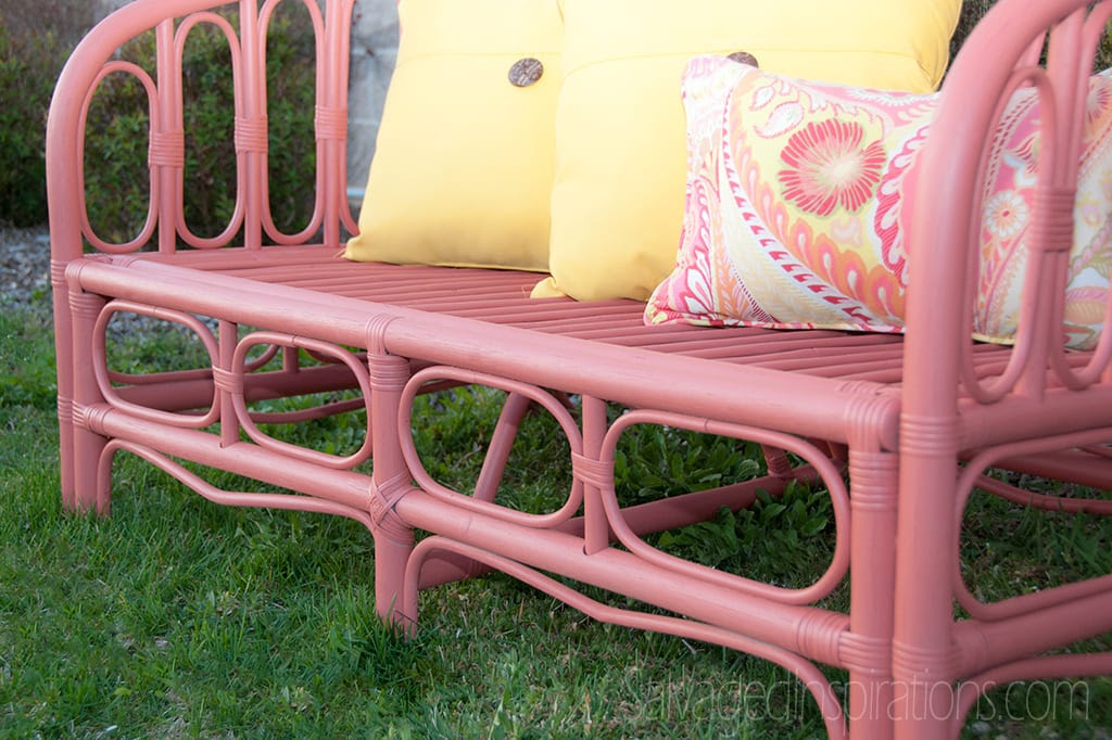 Painting Outdoor Furniture With Chalk/Mineral Paint....My ...