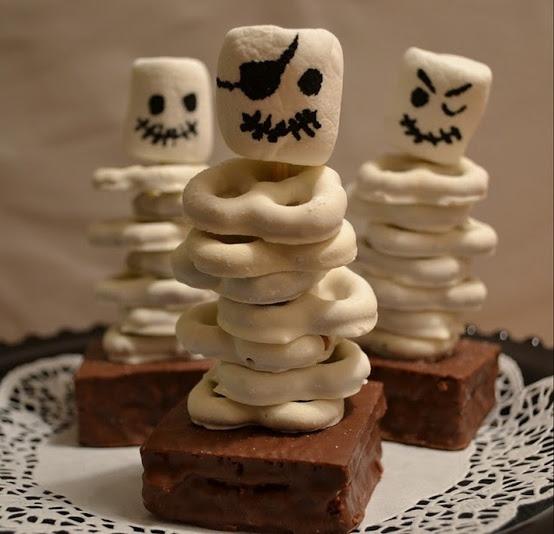 Darling Halloween party treat